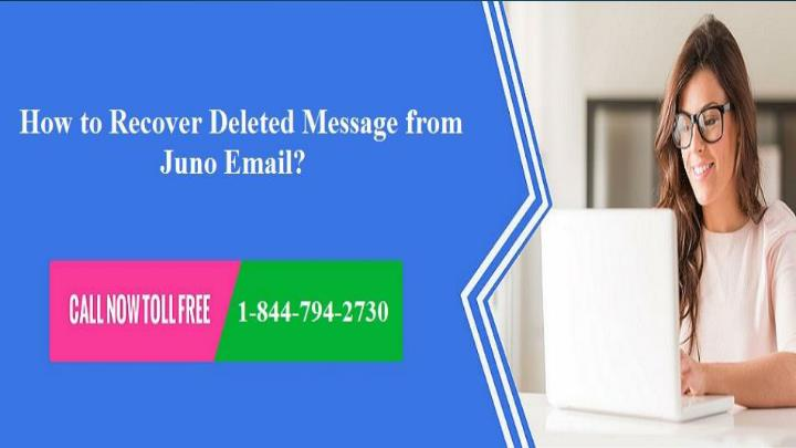 PPT - How to recover deleted message from Juno Email