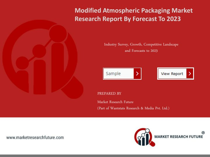 modified atmospheric packaging market research n.