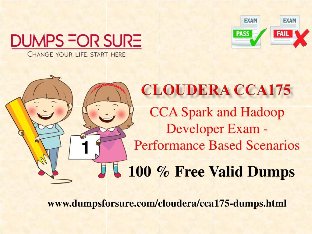 Cloudera Hadoop Developer Certification Dumps The Best Developer