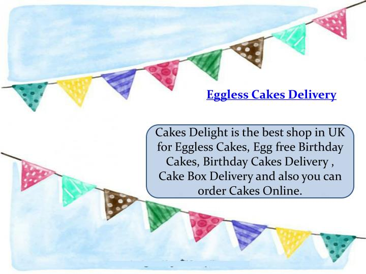 eggless cakes delivery n.