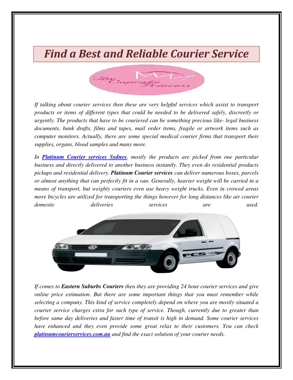 Beginners Guide to Van Hire Canberra
