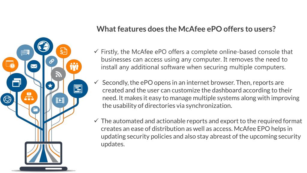 PPT - McAfee EPO Agent | McAfee Customer Support PowerPoint