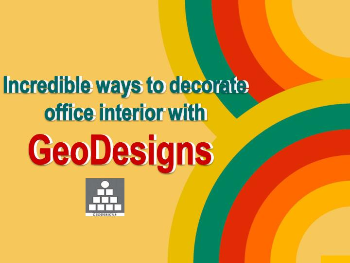 incredible ways to decorate office interior with n.