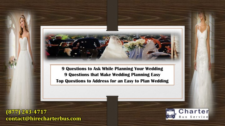 9 questions to ask while planning your wedding n.