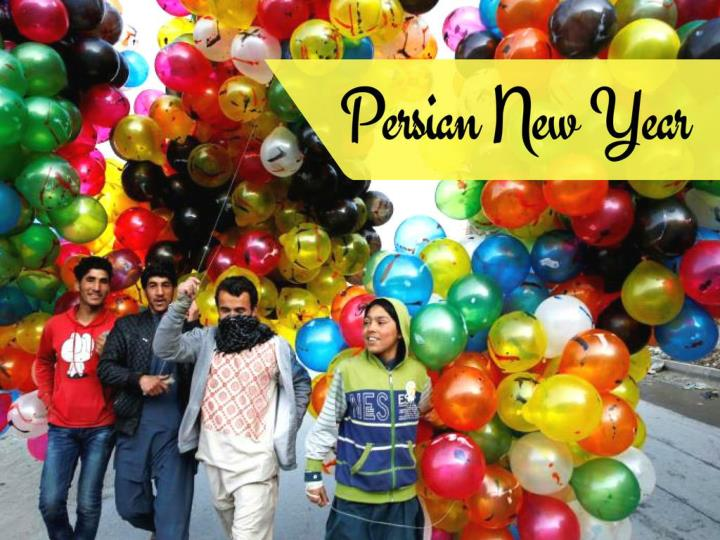 persian new year n.