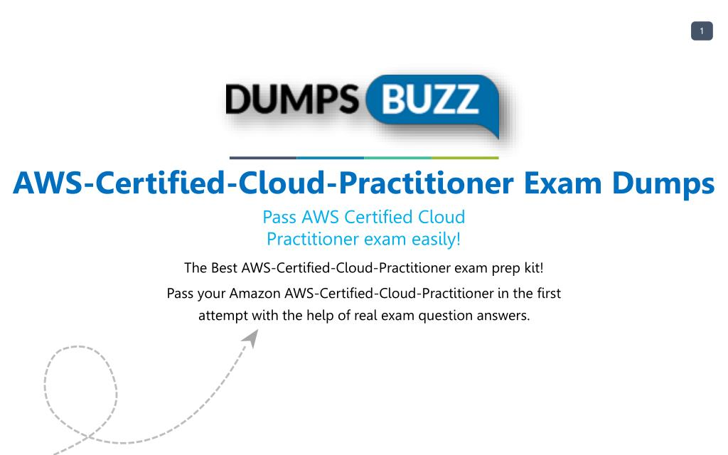 PPT - Authentic Amazon AWS-Certified-Cloud-Practitioner ...