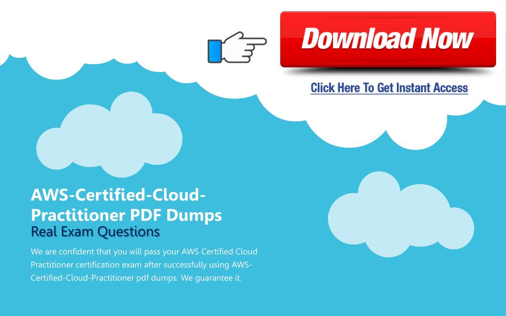 PPT - Authentic Amazon AWS-Certified-Cloud-Practitioner PDF new
