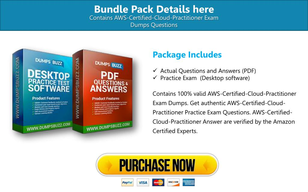 PPT - Authentic Amazon AWS-Certified-Cloud-Practitioner PDF