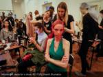 models get ready for a show reuters shamil