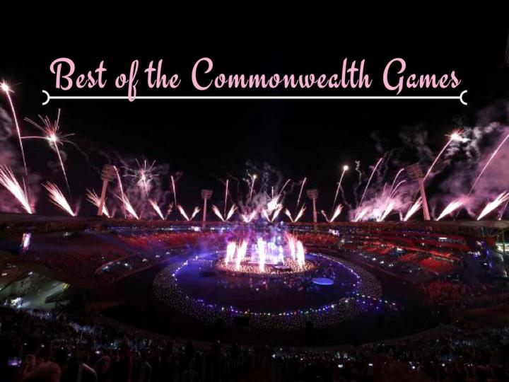 best of the commonwealth games n.