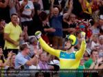 matt glaetzer of australia celebrates after