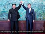 south korean president moon jae in and north 12