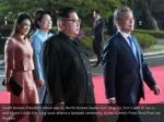 south korean president moon jae in north korean 1