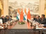 chinese president xi jinping and indian prime
