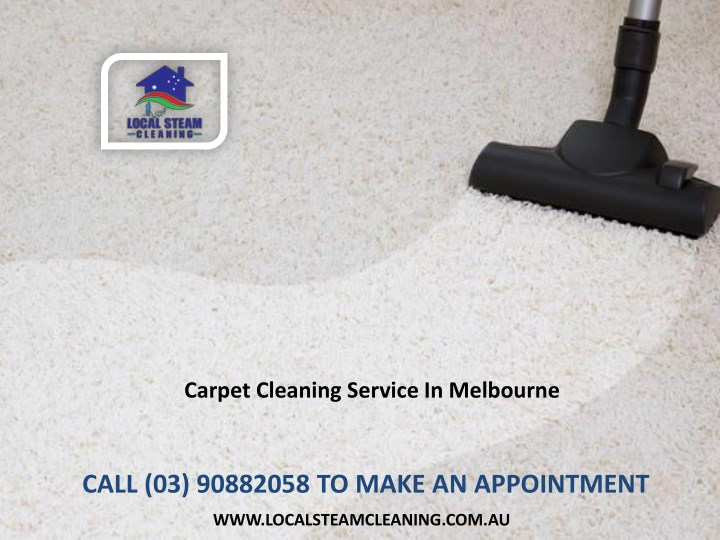 carpet cleaning service in melbourne n.