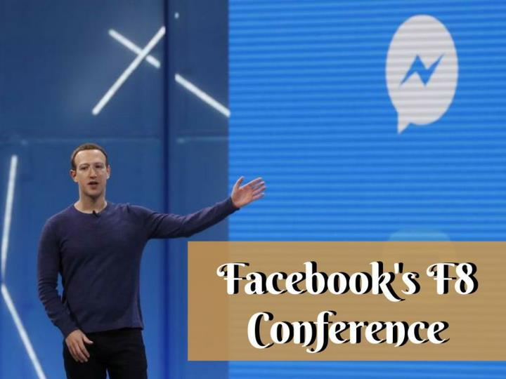 facebook s f8 conference n.