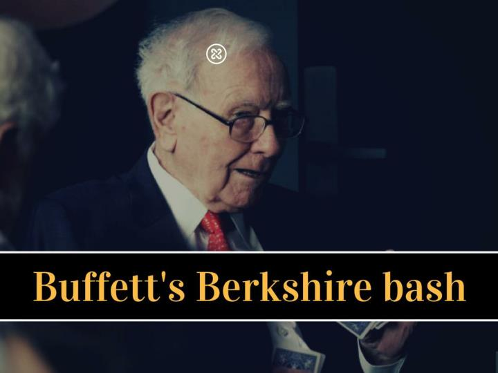 buffett s berkshire bash n.