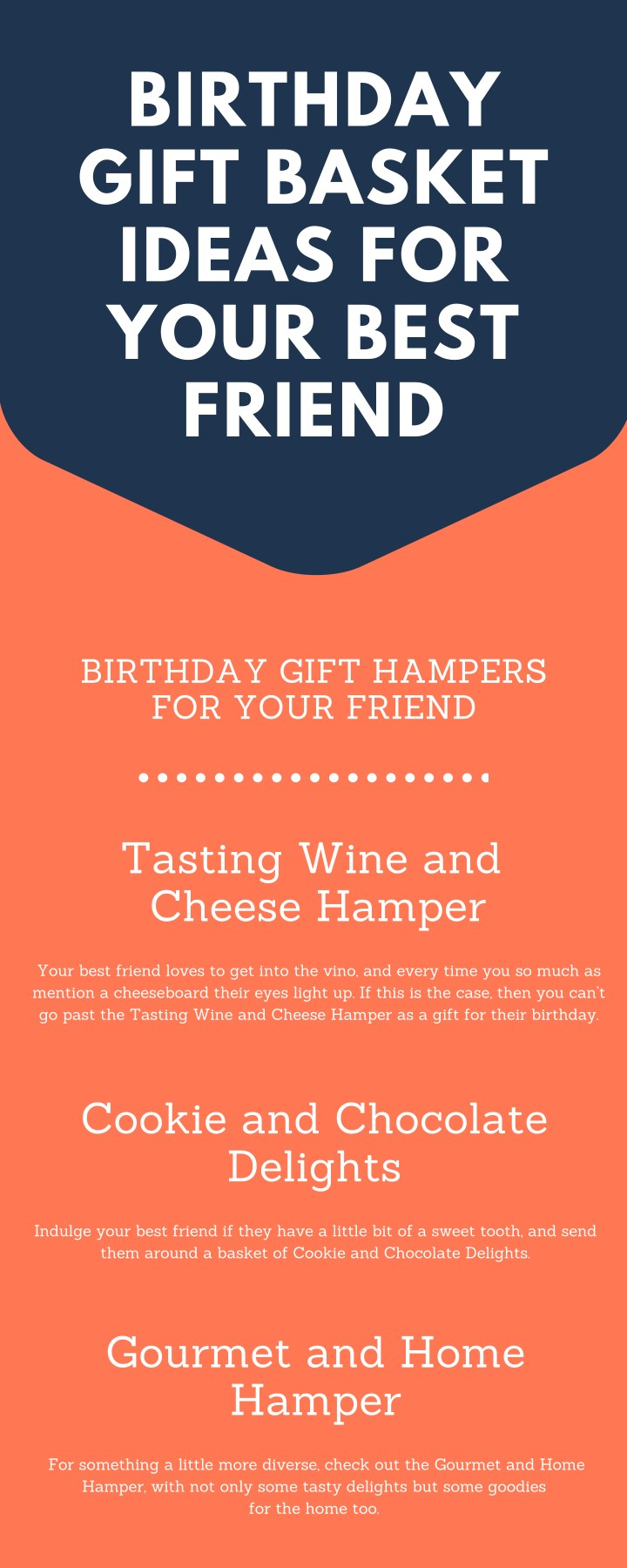 Birthday Gift Basket Ideas For Your Best Friend BIRTHDAY