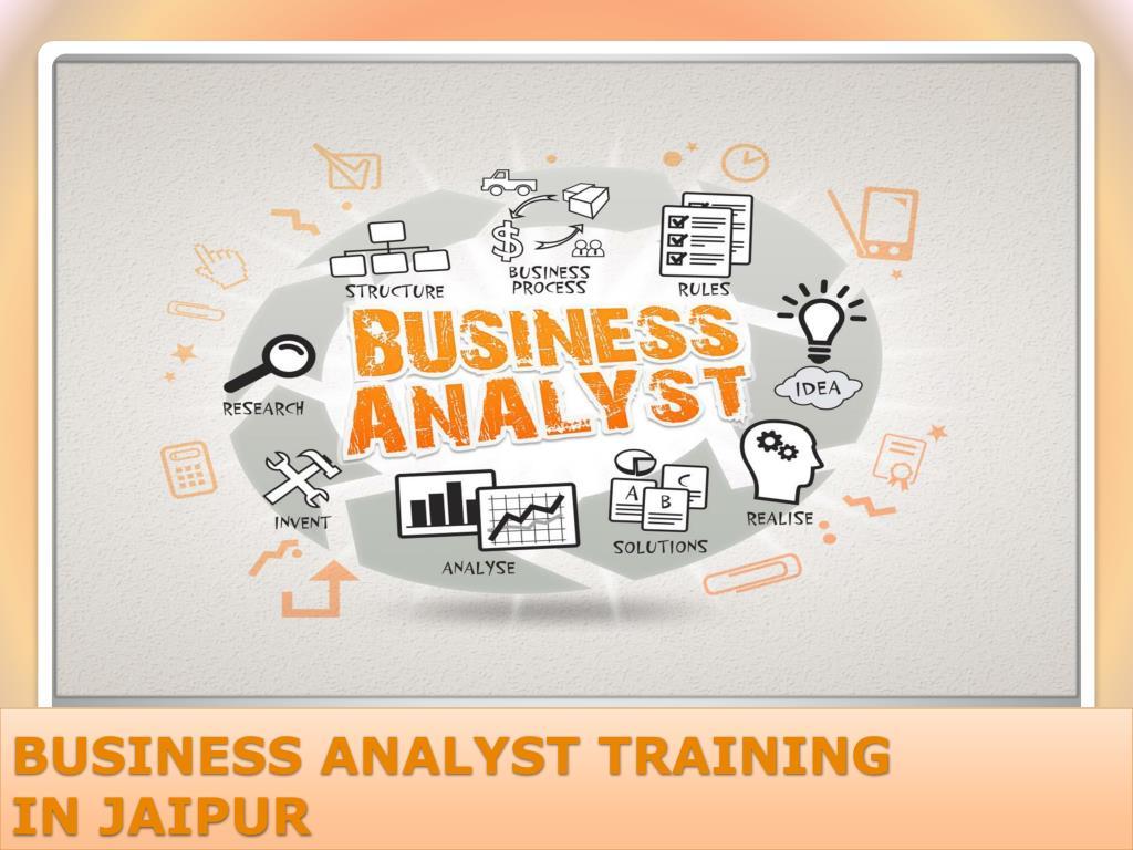 Ppt Business Analyst Training Powerpoint Presentation Id7869429