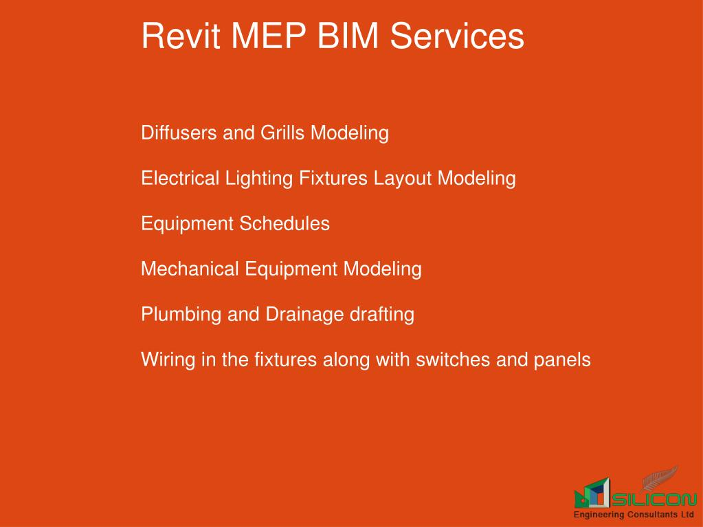 PPT - Revit MEP BIM Services New Zealand PowerPoint