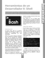 herramientas de un desarrollador ii shell