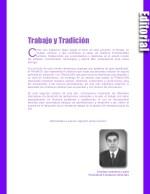 trabajo y tradici n c