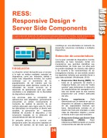ress responsive design server side components