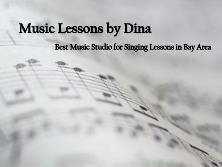 music lessons by dina n.