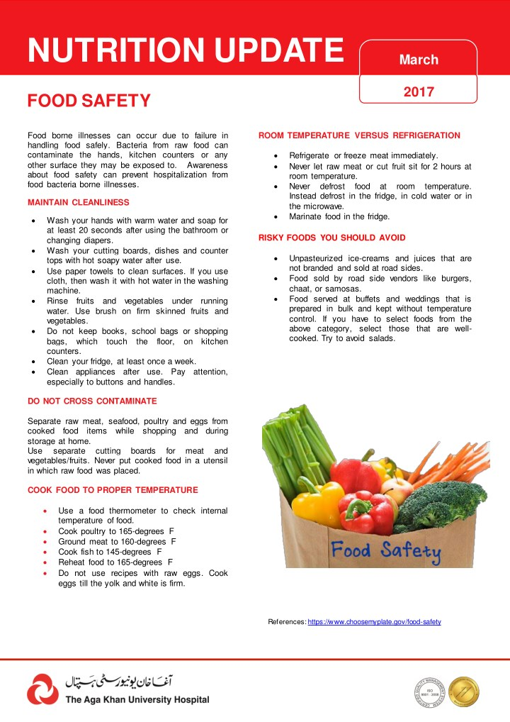 PPT - Food Safety PowerPoint Presentation - ID:7871918