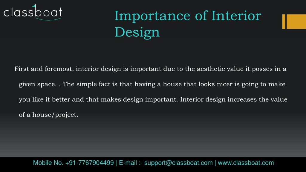 Ppt Top Interior Design Courses In Mumbai Powerpoint Presentation Free Download Id 7872550