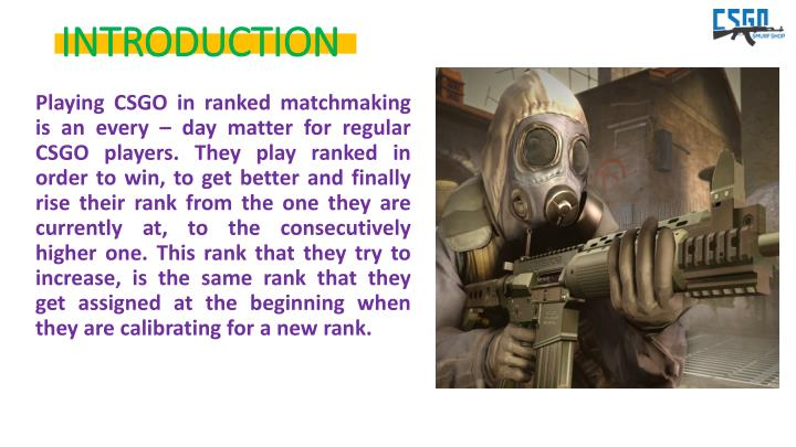 cs go matchmaking calibration
