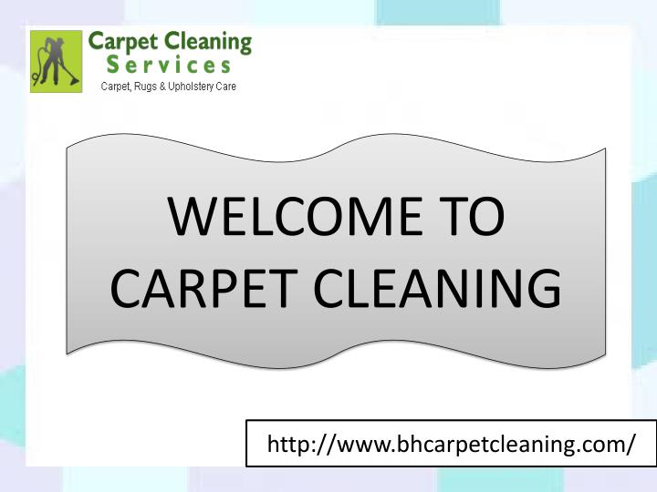 welcome to carpet cleaning n.