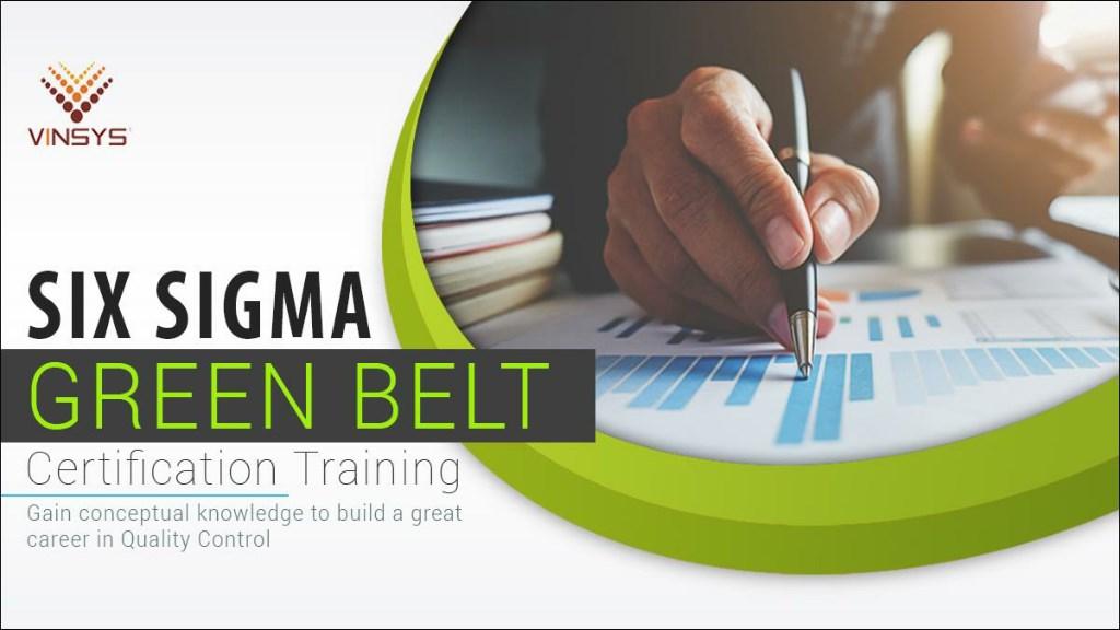 Ppt Six Sigma Green Belt Certification Training Pune Lean Six