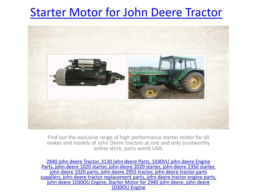 Massey Ferguson John Deere Ford New Holland Tractor Track Tie Rod Steering Joint