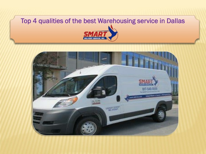 PPT - Fetch the best Medical Courier Service Dallas