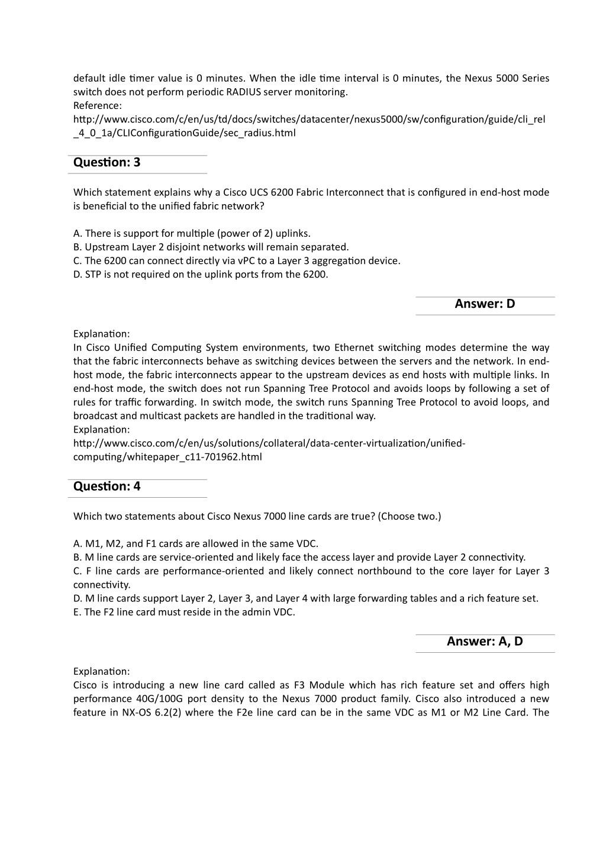 PPT - 642-997 Exam Dumps - Download Updated Cisco 642-997