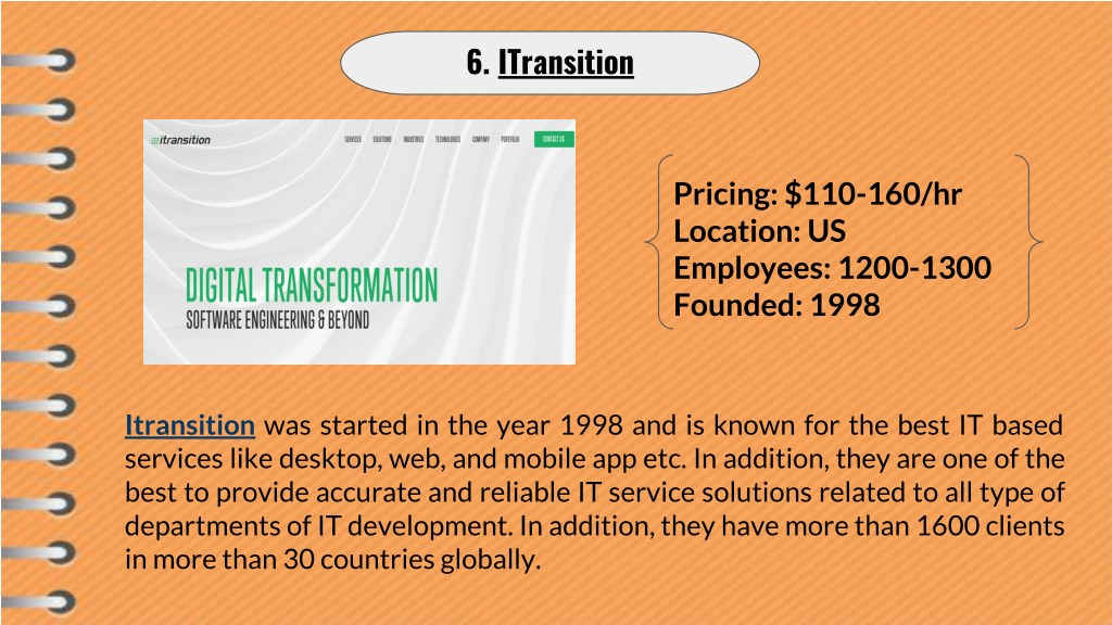 PPT - Top IT Consulting Companies & Technology Consulting Firms in