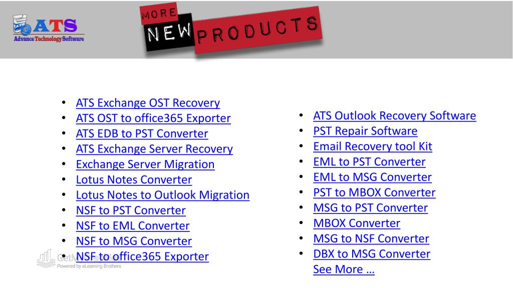 PPT - OST to PST Converter PowerPoint Presentation - ID:7881013