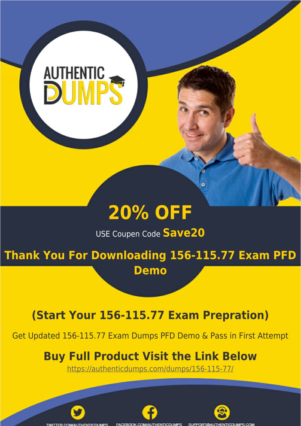 PPT - 156-115 77 Dumps PDF - Ready to Pass for CheckPoint