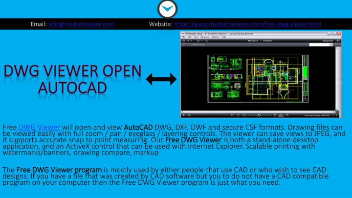PPT - Dwg Viewer Open Autocad PowerPoint Presentation - ID