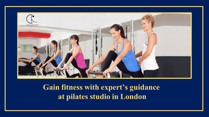 gain fitness with expert s guidance at pilates n.