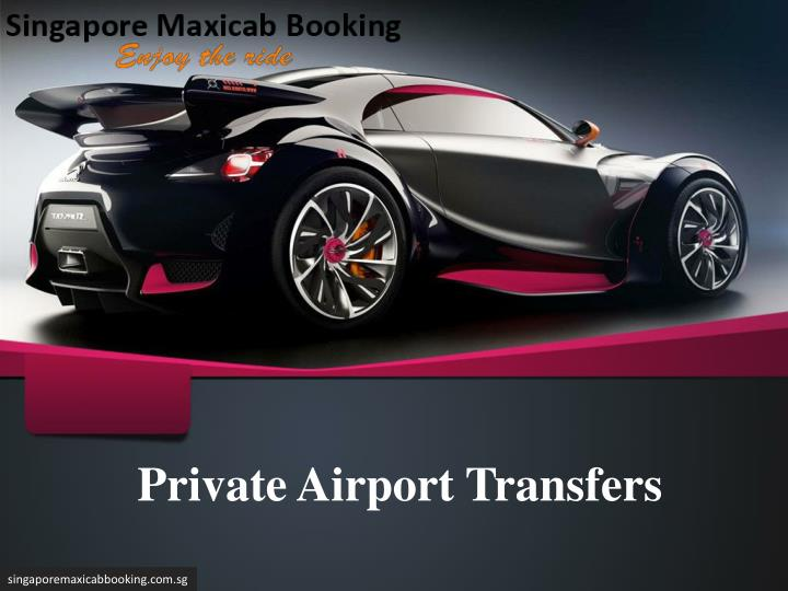 Private Airport Transfers