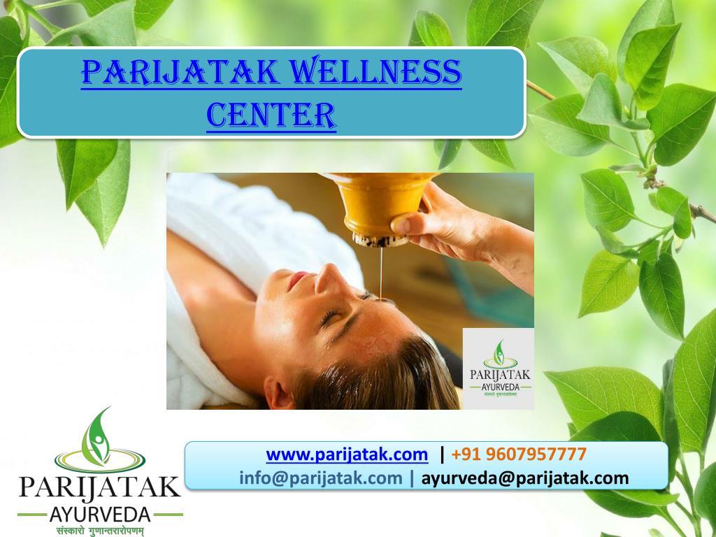 PPT - Parijatak Wellness Center   Parijatak PowerPoint