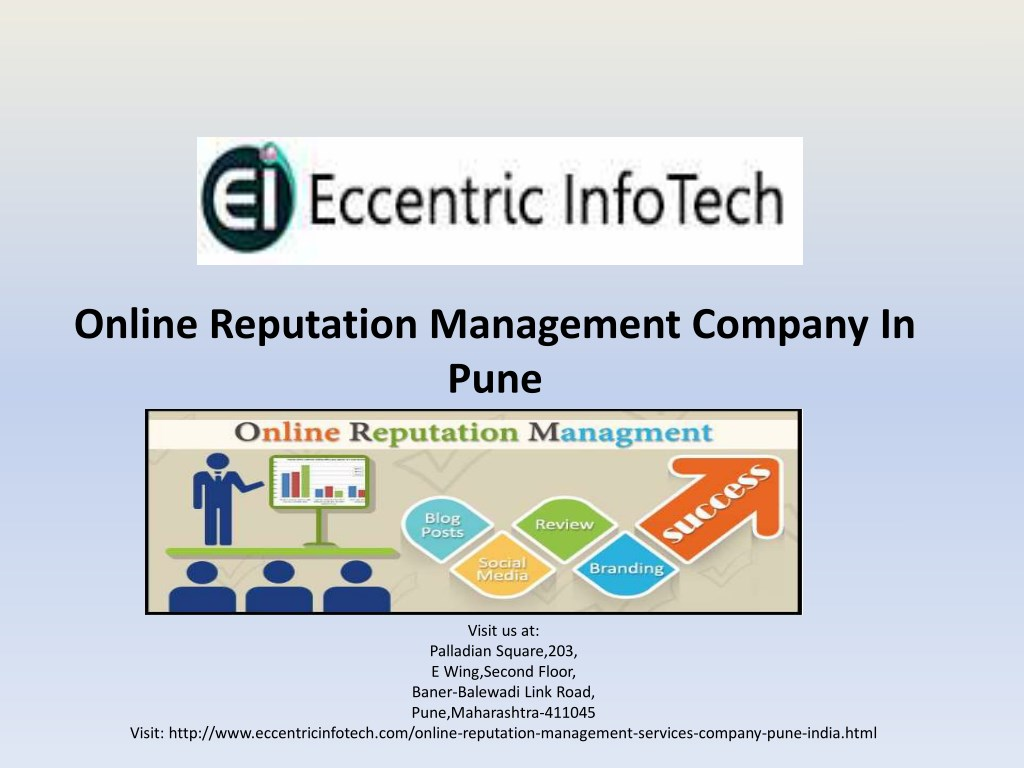 PPT - ORM Services Company In Pune,India - Eccentric Infotech PowerPoint  Presentation - ID:7885150