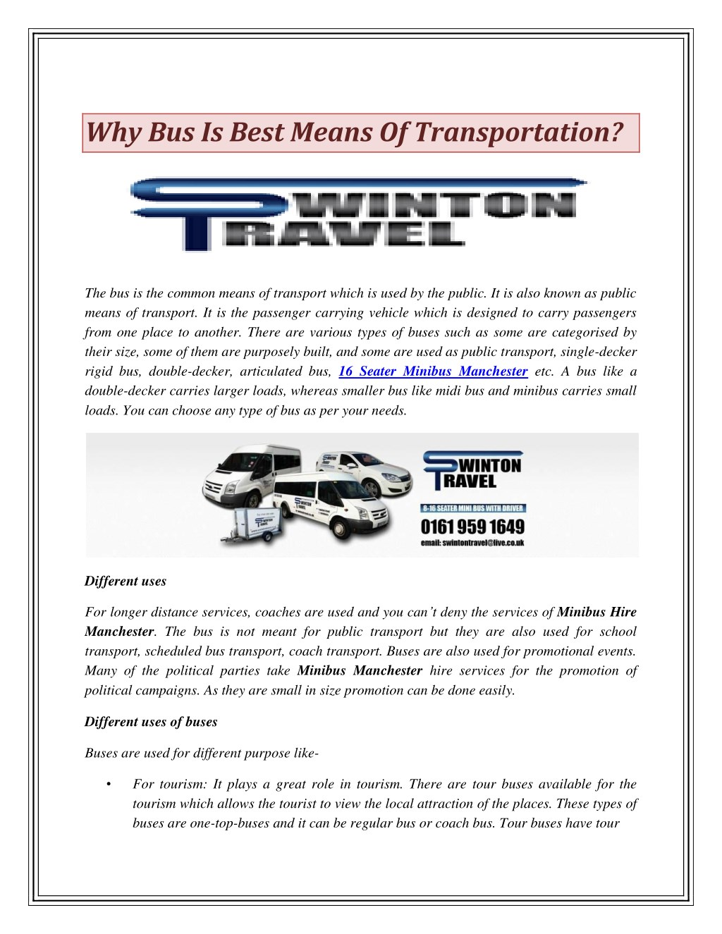 Ppt Why Bus Is Best Means Of Transportation Powerpoint Presentation Free Download Id 7886049