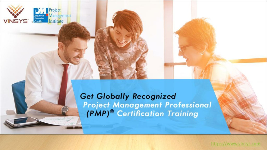 Ppt Pmp Certification Cost In Bangalore Pmp Training Course In