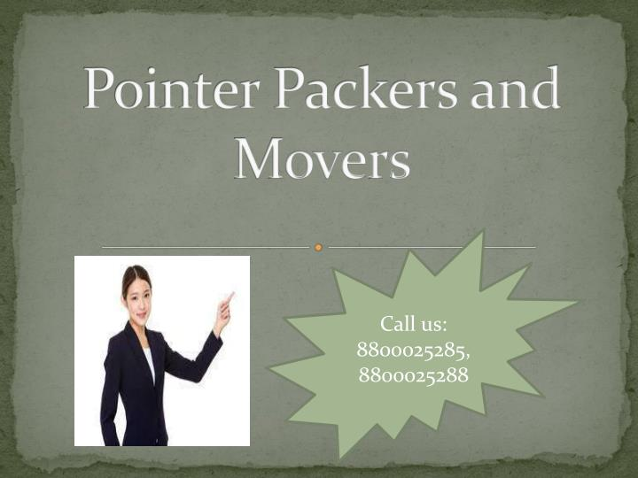pointer packers and movers n.