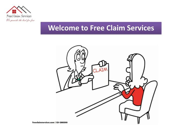 welcome to free claim services n.