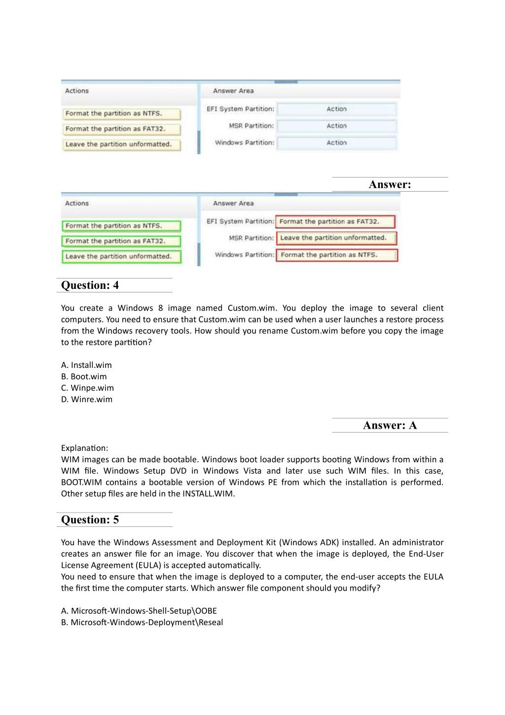 PPT - 74-697 PDF [Updated] Microsoft Specialist Exam PDF PowerPoint