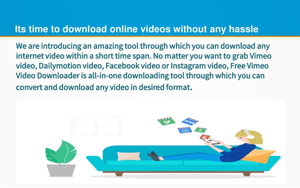 PPT - Free Online Download Vimeo Videos PowerPoint Presentation - ID